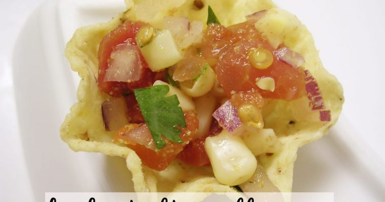 The Best Corn and Tomato Salsa