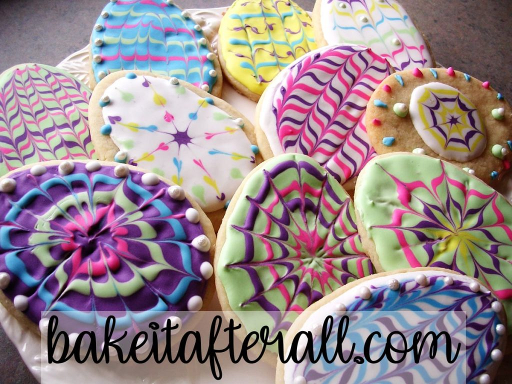 Easter Sugar Cookies with Royal Icing