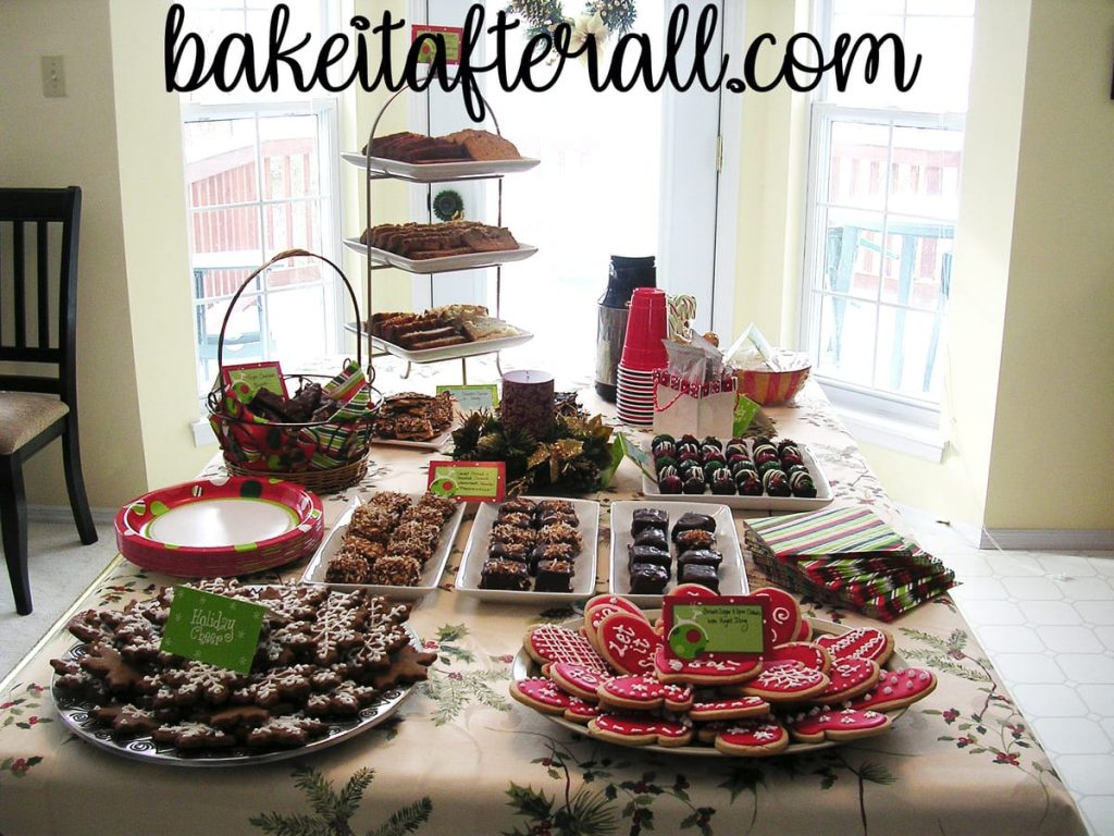 Holiday Party Dessert Table for 10 Best Holiday Dessert Recipes for a Holiday Open House