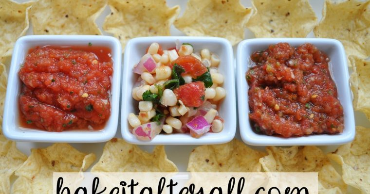 Salsa Recipe Showdown!
