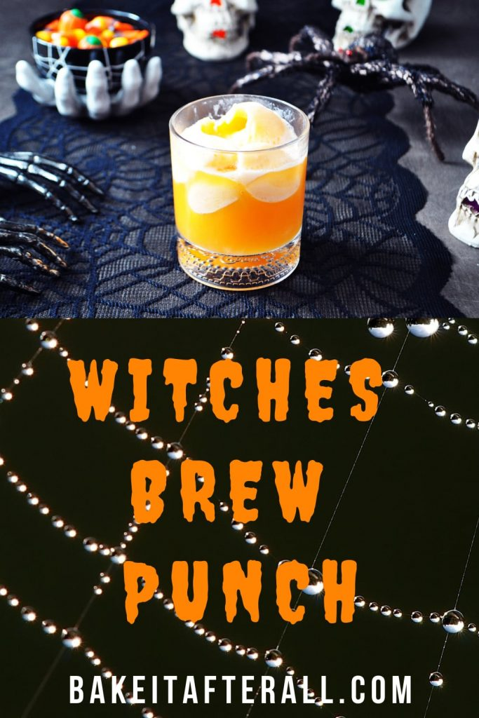 Witches Brew Punch PIN