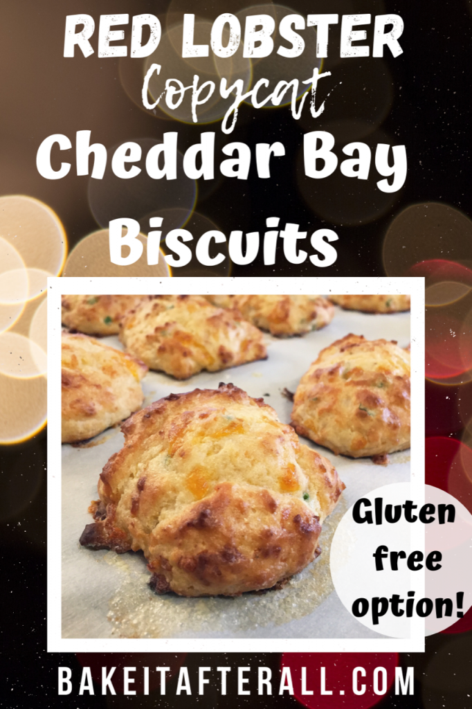 Cheddar Bay Biscuits Pin