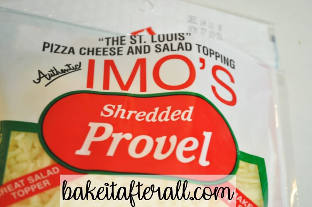Provel cheese st. louis style lasagna