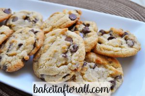 dairy free soy free chocolate chip cookies