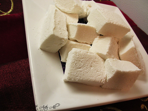 Homemade Marshmallows – 8th Day of Christmas
