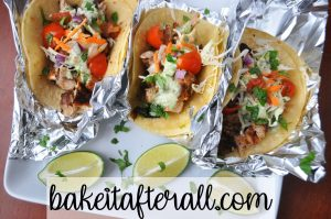 costco copycat chicken street tacos