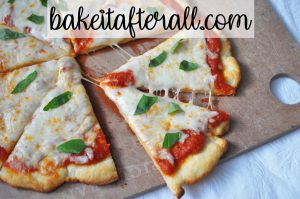 quick homemade no yeast pizza dough