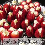 stuffed strawberries
