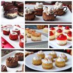 Mini Cheesecakes Collage