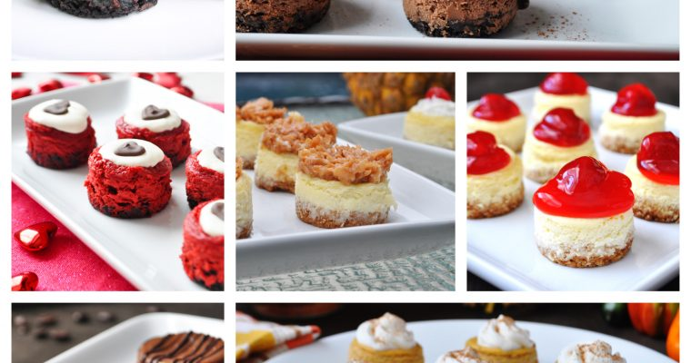 Best Mini Cheesecake Recipes
