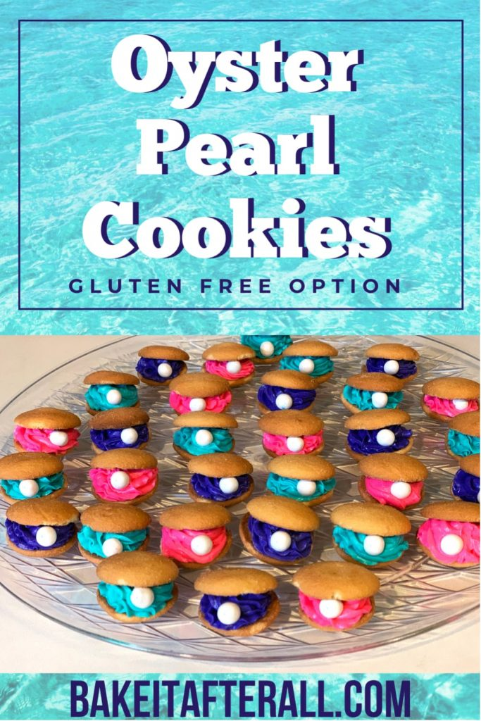 Oyster Pearl Cookies Pin